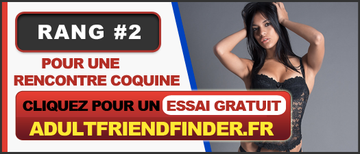 Site coquin AdultFriendFinder France